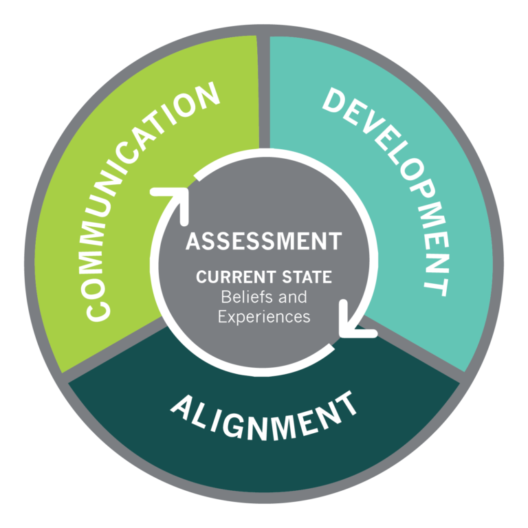 Communication Development Alignment Assessment OCM Organizational Change Management